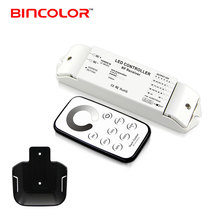 T1+R4-CC rf wireless remote control 48V LED dimmer panel light touch sensor rf control single color led strip dimmer