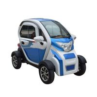 Family Right Hand Drive Electric Automobile Electro Electrical Car