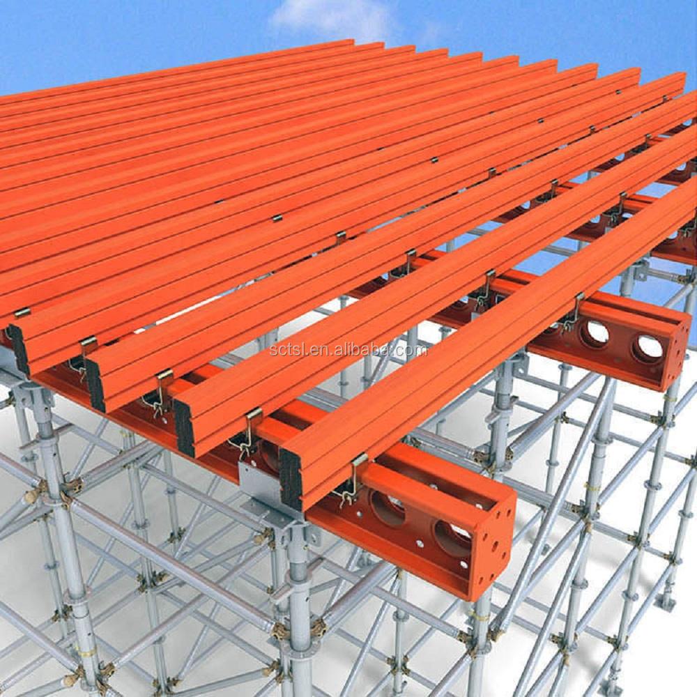Concrete Slab Roof Formwork Scaffolding System