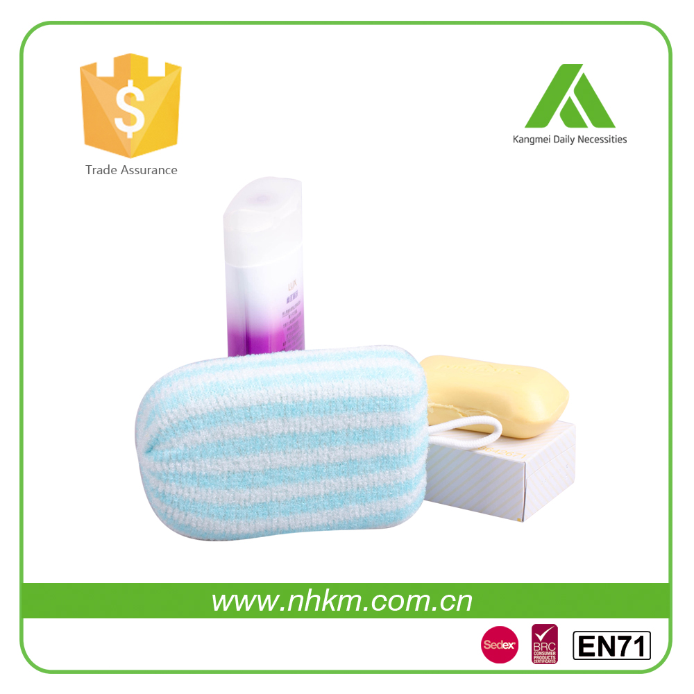 Disposable Natural Loofah Bath Pad