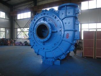 Jiangxi hot sale high alloy chrome slurry pump