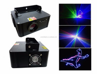 cheap dj disco laser light 3D animation effect professional rgb lasers lightprofessional stage sd card animation laser