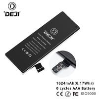1724mah OEM mobile phone batteries for deji battery iphone 6s