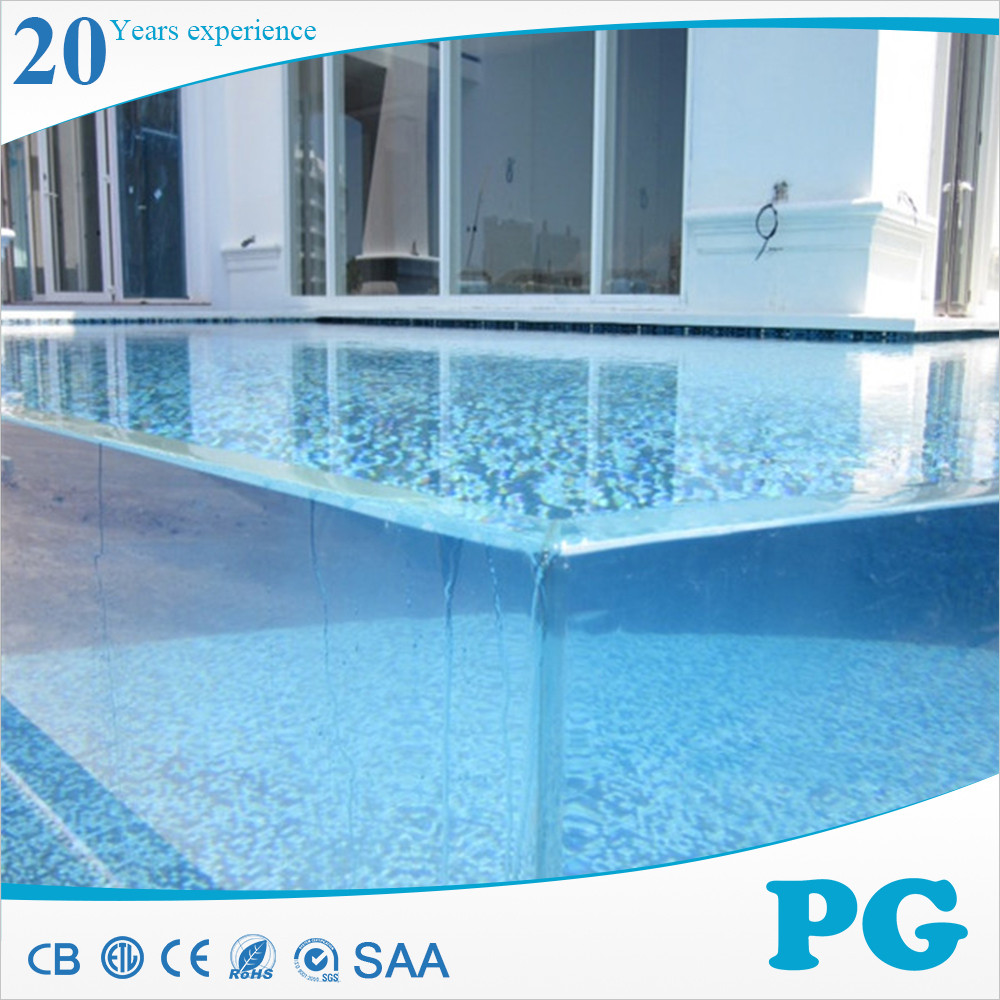 Pg High Standard Clear Acrylic Glass Wall For Swimming Pool - Buy Glass  Wall For Swimming Pool,Acrylic Pool,Acrylic Swimming Pool Product on ...
