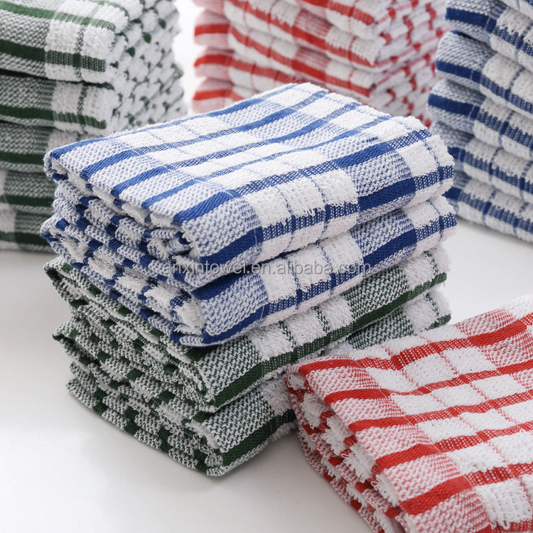 China Wholesale Customized Towel,Cotton Kitchen Towel Bulk