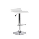 Modern cheap beauty bar stool white barber chair for salon furniture