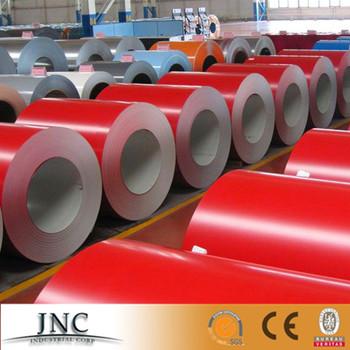 Alibaba Wholesale Prepainted Color Coated Galvanized Steel