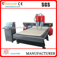 1300*2500mm High efficiency multi heads wood engraving machine/wood cnc router-BMG1325