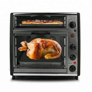 Multi-funciton Electric Rotisserie Oven with Pizza Oven, Rotisserie Oven and Pizza Oven Combo, Electric Rotisserie Grill