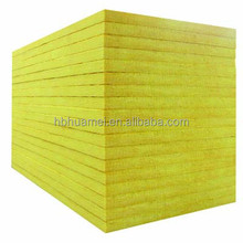 48kg/m3 High Density Thermal Insulation Soundproof Glass Wool blanket /Glass Wool board