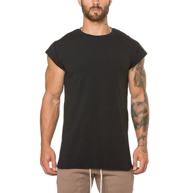 62d0fcd1 Wholesale China Clothing Designer Custom Plain Sublimation Cotton Dry Fit  Black Men T Shirt