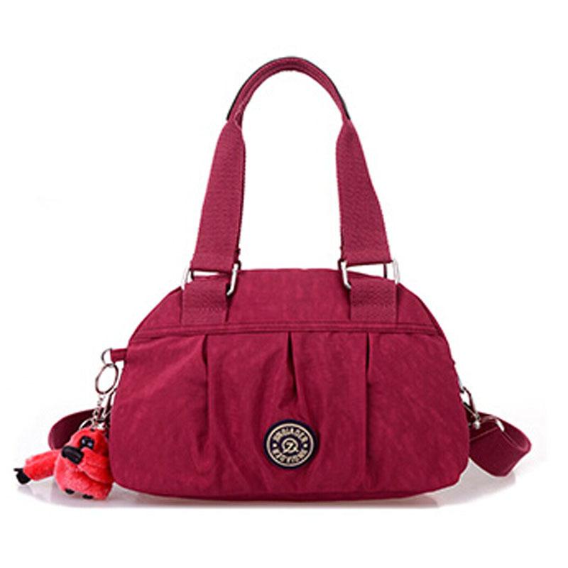 0af5ba641414 Get Quotations · Nylon Women bag waterproof Purses and handbags shoulder  messenger bags bolsas femininas women beach crossbody tote