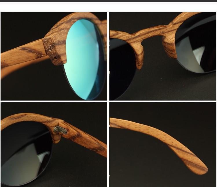033b239157ce4 Fábrica Por Atacado Melhor Madeira Óculos De Sol Novo Produto Óculos ...