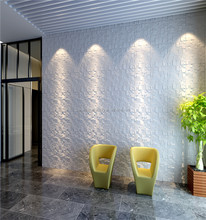 3D PLANT FIBER FOR HIGH QUALITY DECO INTERIOR WALL DESIGN