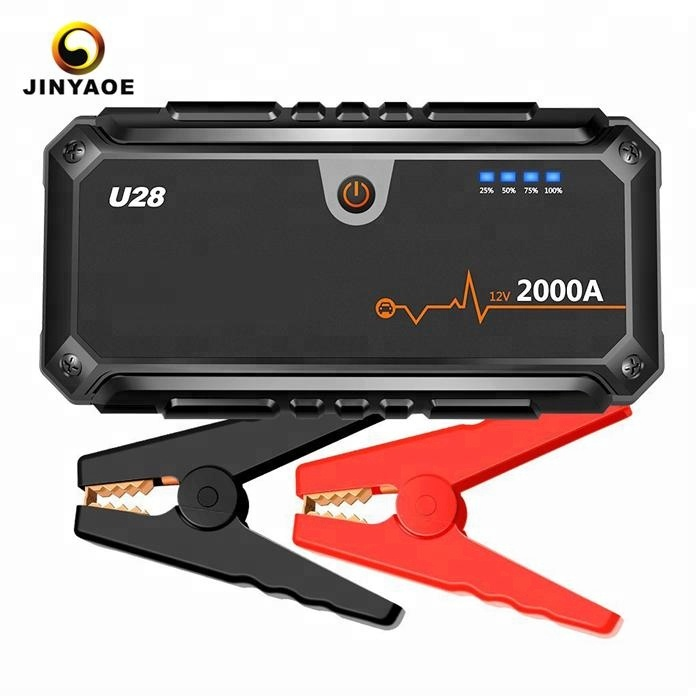 Jump Box For Cars >> Booster Starter For Cars 18650 Battery Power Bank Jump
