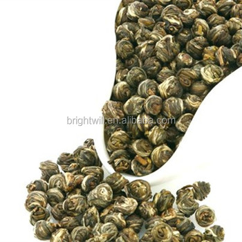 Organic Jasmine pearls dragon tea
