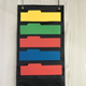 Hot Selling Hanging Organizer Door With Hanger 10 Pocket Chart 5 Pocket Chart