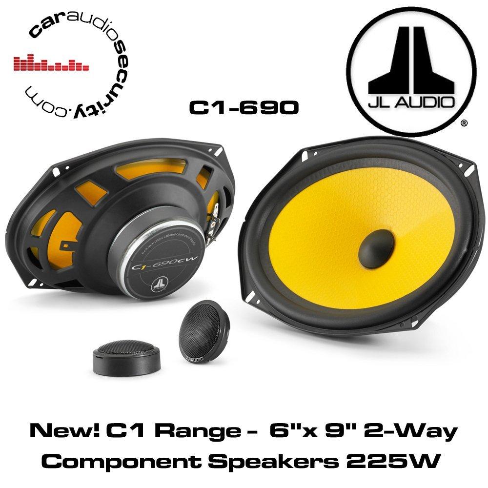 """Get Quotations · JL Audio C1-690 6"""" X 9"""" 2-Way Component Car Audio"""