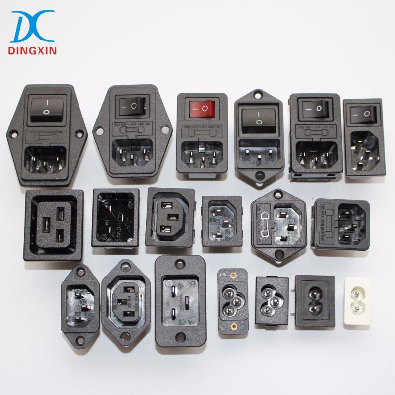 UL VDE Approval AC Power Connectors 1301460157