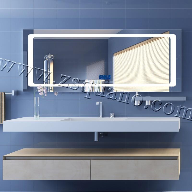 Precio bluetooth espejo retroiluminado con luz led espejos de ba o identificaci n del producto - Espejo retroiluminado bano ...