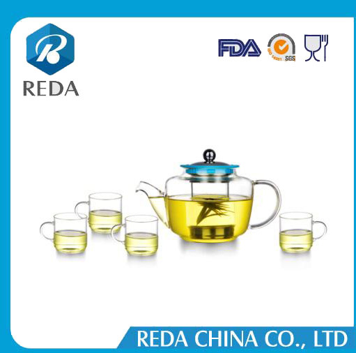 Factory supplier simple design pretty tea for one set wholesale