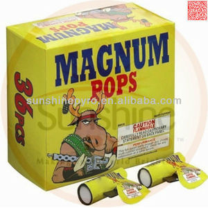 magnum party popper gun fireworks new year party items