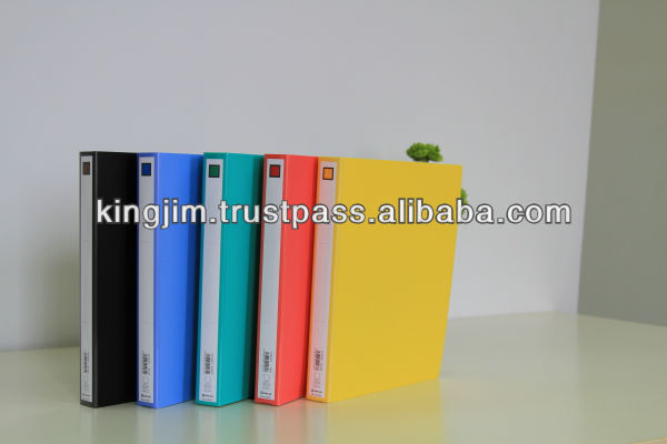 O-Ring Binder with PP film cover