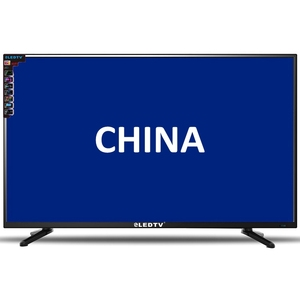 32 INCH LCD LED TV (1080P Full HD 1920x1080 Resolution 16:9 Screen) bulk tv