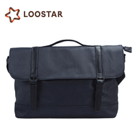 Canvas and Leather Handbags Men