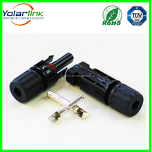 Yolarlink TUV MC4 TYCO pv connectors with PV cable