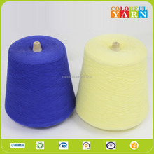 Heating wool rayon and acrylic blend warmplus-A yarn for knitting machine