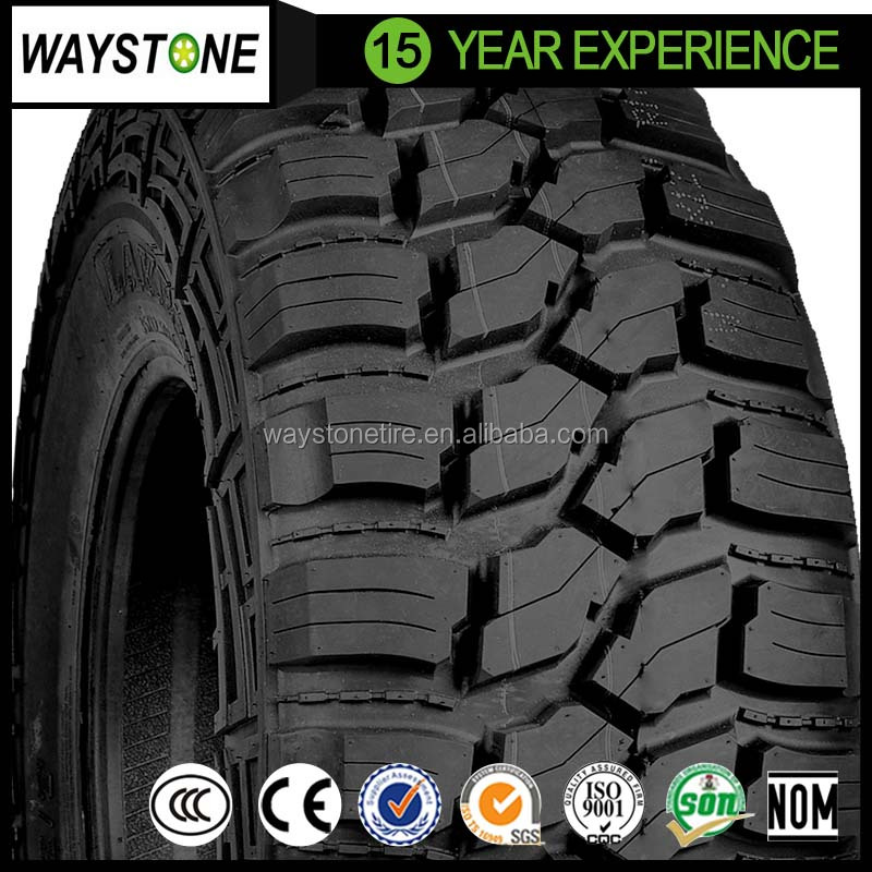 Waystone/Brasa/Lakesea cheap mud tires mt tire 40x13.5-17 35x12.5r16 4x4 tyres extreme off road