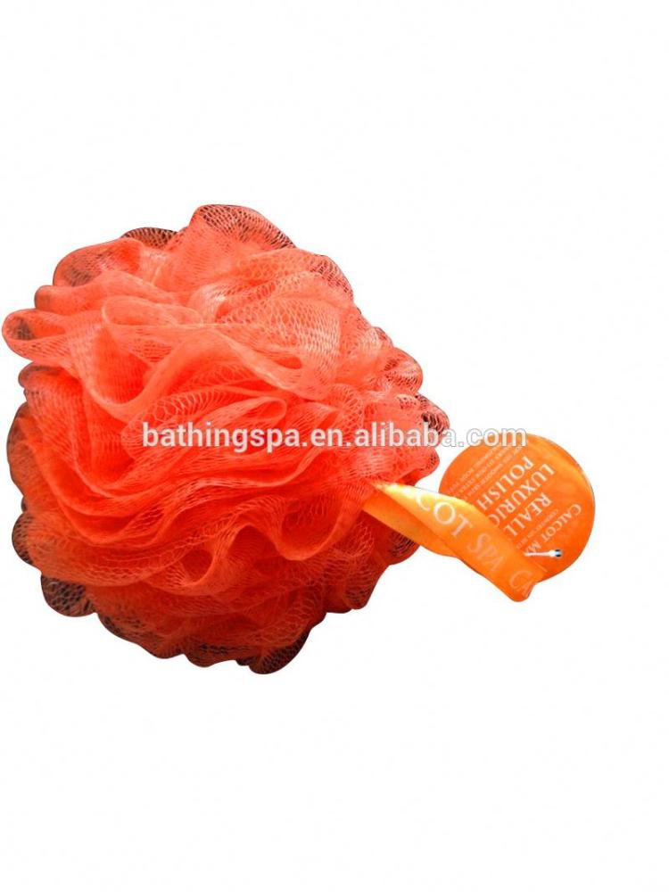 Hot selling body shower puff