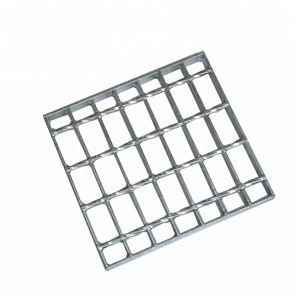 Customized Galvanized Steel Grating / Drain Grating Covers / Catwalk Steel Grating