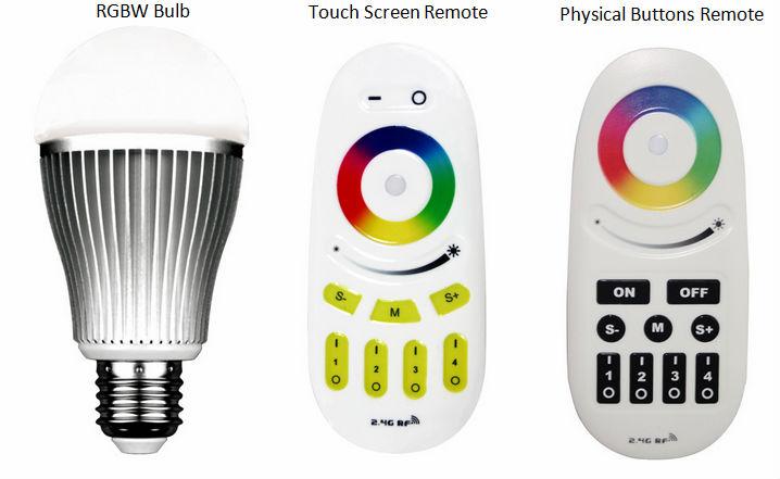 2 4g Wireless Wifi Light Bulb Adapter Hue E14 9w Multi