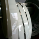 Customized plastic strips for mdf board,door edge trim plastic