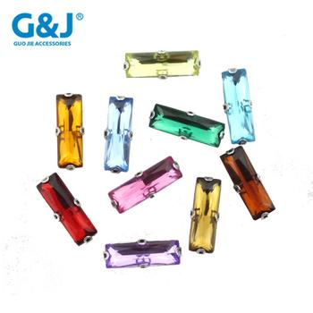 DIY Manufacturer Marquise Shaped 5*10 crystal claws for Shoes