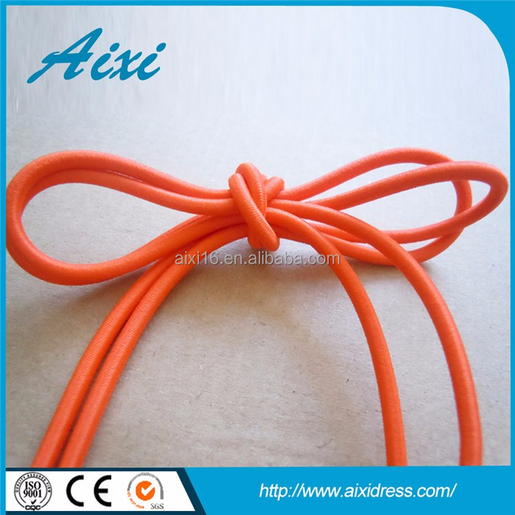 Factory direct good quality round polyurethane elastic cord