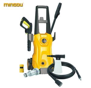 Long handle high quality copper electric motor high pressure washer