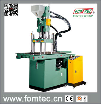 Double Sliding Table Injection Molding Machine(40TON)
