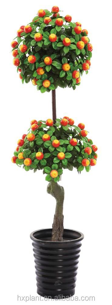 Naranja navidad rbol decoraciones naranja rboles for Decoracion de jardines con arboles frutales