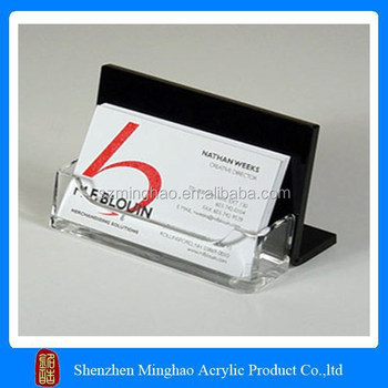 Funky acrylic silicone desk name plate business card holder buy funky acrylic silicone desk name plate business card holder colourmoves