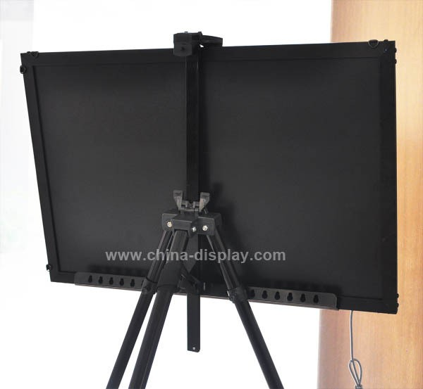 2019 Hot Sale Fluente LED iluminado Escrita Da Mão placa do menu para o restaurante