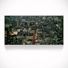 Modern Urban Landscape Giclee Prints/Large Cityscape Wall Art/Dropship Floater Frame Canvas Artwork