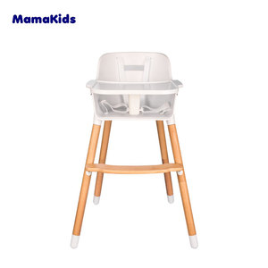 Fashionable design high chair baby feeding adult baby high chair