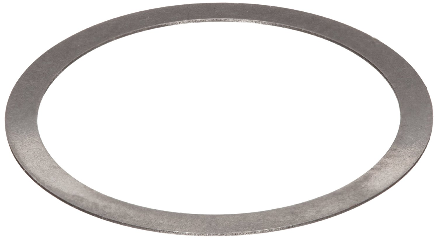 """Shim Flat Washer, 18-8 Stainless Steel, 3/16"""" x 1/2"""" Bolt Size, 0.378-0.383"""" ID, .493-.498"""" OD, 0.020"""" Thick (Pack of 25)"""