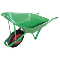 Nigeria popular farm tools and names pushcart in green, red and black color