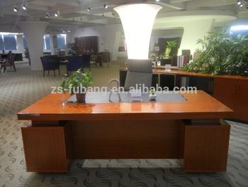Chairman Latest Modern Executive Table Desk Designs High End Office Furniture