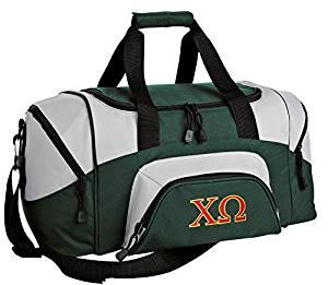 SMALL Chi O Duffle Bag Chi Omega Gym Bag Large