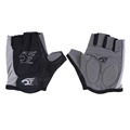 2 Colors Half Finger Gloves Cycling Bike Short Mountain Bike Riding Sports fitness Glove XL Size